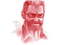 LOGAN /  Wolverine  http://www.pixiv.net/member_illust.php?mode=medium&illust_id=61734625-設計-阿犬犬