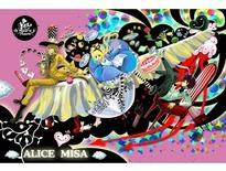 【ALICE MISA-魔髮餐桌】 AL-HOELEX浩理斯