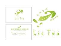 Lis Tea LOGO與名片設計(競標作品)-巴星