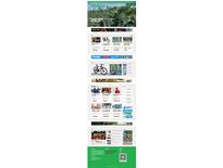 單車誌大陸簡體官網 www.bicycling.net.cn 使用我們自主開發的 CartPress 系統為基礎,後台配合該公司的業務流程,讓員工可以快速產生豐富的圖文文章。該網站前端為 RWD 網頁,可以跨電腦、手機、平板等裝置無障礙瀏覽。-鴻奇資訊工作團隊(藝都廣告工作室)