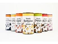 「蝴蝶王國」台灣茶茶葉罐系列包裝-迪亞斯多媒體設計